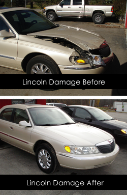 Lincoln Collision Repair